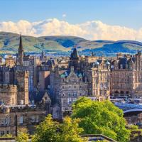 Schottland - Edinburgh 1. bis 5.Juni und 5. bis 9. September 2018