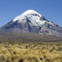 Chile • Bolivien: Expeditionsreise - Acotango (6052 m), Parinacota (6342 m) und Sajama (6542 m)